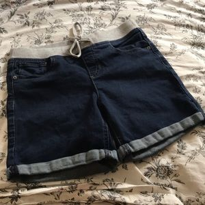 Justice jean shorts, 14 plus